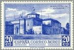 Sellos de Europa - España -  ESPAÑA 1930 551 Sello Nuevo Descubrimiento de América Monasterio de la Rábida Correo Aereo