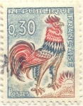 Stamps Europe - France -  Gallo