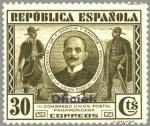 Sellos de Europa - España -  ESPAÑA 1931 624 Sello Nuevo III Congreso Union Postal Panamericana Dr. F. Garcia Santos OFICIAL