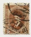 Stamps Egypt -  Fouad 1 er