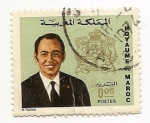 Stamps Morocco -  Reyes