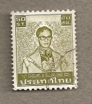 Stamps Asia - Thailand -  Rey Bumipol