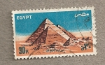 sellos de Africa - Egipto -  Pirámides