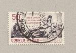 Stamps Mexico -  Jesus García, heroe nacional