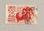Stamps Mexico -  Entrega inmediata