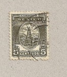 Stamps Mexico -  Torre
