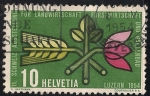 Stamps Europe - Switzerland -  Simbolo Agricola.