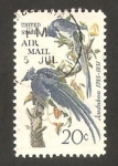 Sellos de America - Estados Unidos -  180 anivº del nacimiento de John James Audubon