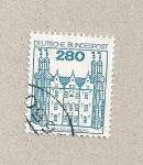 Sellos de Europa - Alemania -  Castillo Ahlensburg