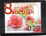 Stamps : Europe : Bosnia_Herzegovina :  Rosas
