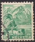 Sellos de Europa - Suiza -  Monte Pilatus.