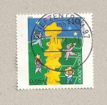 Stamps Germany -  Europa 2000