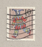 Stamps Germany -  Beneficiencia