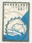Stamps Netherlands -  C.E.P.T. Evento historico