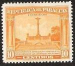 Sellos del Mundo : America : Paraguay : MONUMENTO A ANTEQUERA HOMENAJE AL PRECURSOR DE LAS LIBERTADES AMERICANAS