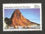 Sellos del Mundo : Oceania : Territorios_Antárticos_Australianos : 65 - Monte Coates
