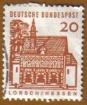 Sellos de Europa - Alemania -  LORSCH-HESSEN
