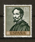 Stamps Spain -  Alonso Cano