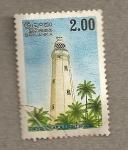 Stamps Asia - Sri Lanka -  Faro deDevinuwara