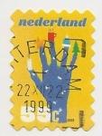 Stamps Netherlands -  Escenas de Navidad