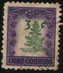 Sellos de America - Cuba -  Navidad 1953.