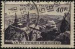 Stamps France -  Le pic du midi de Bigorre.
