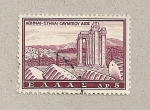 Stamps Greece -  Templo griego