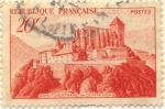 Stamps France -  Saint Bertrand de Comminges