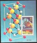 Stamps Chile -  CONFERENCIA INTERNACIONAL COBRE- VIÑA DEL MAR