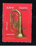 Stamps Europe - Spain -  Edifil  4576  Instrumentos musicales.