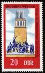 Sellos de Europa - Alemania -  ALEMANIA - Weimar clásico