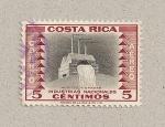 Stamps Costa Rica -  Industrias nacionales:Azucar