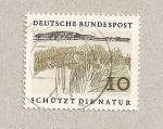 Stamps Germany -  Protección de la naturaleza