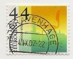Stamps Netherlands -  Revolt Stoel