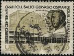 Sellos de America - Uruguay -  100 años del Instituto Politécnico Osimani & Llerena en la ciudad de Salto.