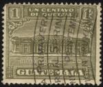 Stamps America - Guatemala -  Nuevo edificio de Correos y Telégrafos Nacionales.
