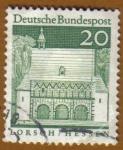 Stamps Germany -  PUERTA - LORSOH-HESSEN