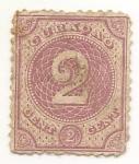 Stamps Netherlands Antilles -  Cifra