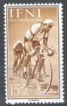 Stamps Spain -  IFNI 146 Pro infancia. Ciclismo.
