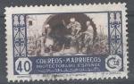 Stamps : Europe : Spain :  MARRUECOS 265. Artesanía, Herreros.