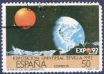 Sellos del Mundo : Europa : España : Edifil 2876A Expo'92 50 (2)