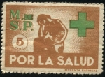 Stamps of the world : Uruguay :  Ministerio de Salud Pública. Por la salud.