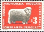 Stamps Uruguay -  Riqueza agrop. Uruguaya