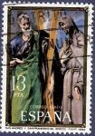 Sellos de Europa - España -  Edifil 2666 San Andrés y San Francisco 13