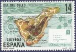 Sellos de Europa - España -  Edifil 2668 Día del sello 1982 14