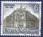 Stamps Spain -  Edifil 2677 Banco de España 6