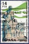 Sellos de Europa - España -  Edifil 2684 Padres salesianos 14
