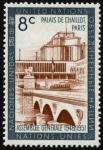 Sellos del Mundo : America : ONU : FRANCIA -  París, orillas del Sena