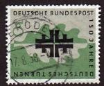 Sellos de Europa - Alemania -  Conmemorativo de la iglesia evangelica