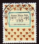 Stamps Germany -  Xainer Maria Xille